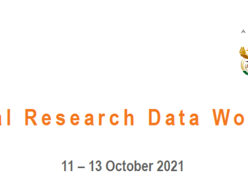 The National Research Data Workshop 2021
